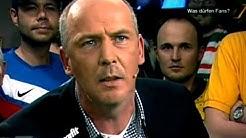 BASLER RASTET AUS! Im Mobilat Fantalk legt sich Basler mit den Fans an - SPORT1