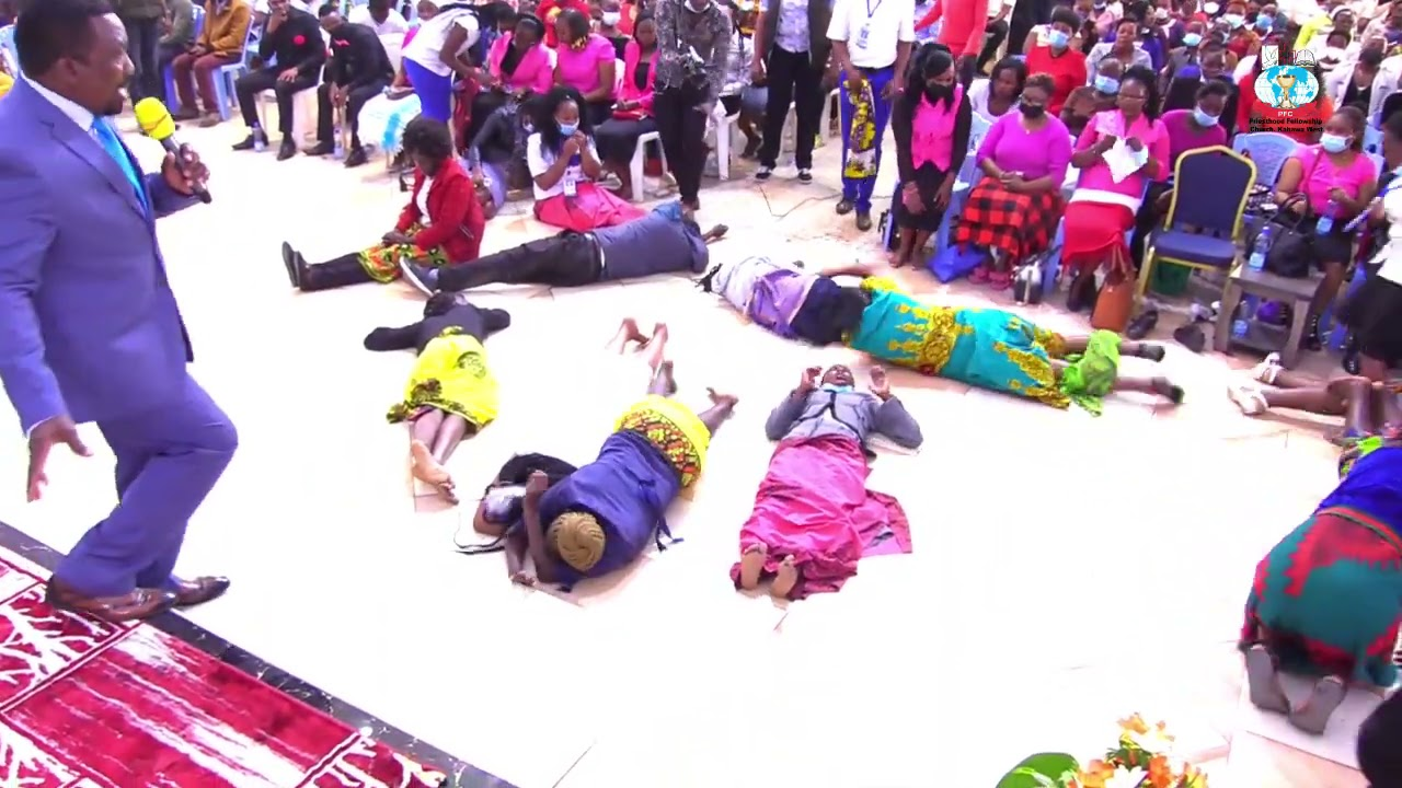 Apostle James Ng'ang'a FREEDOM FROM THE CAGES OF LIFE Priesthood Church Part 2