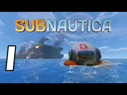 "SUBNAUTICA - The Return - 1 - ""Splash Down!"""