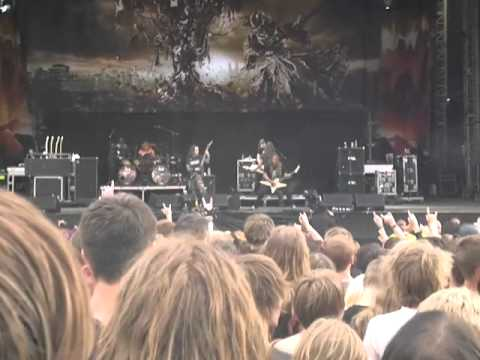 Children Of Bodom - Blooddrunk live @ Download 2011