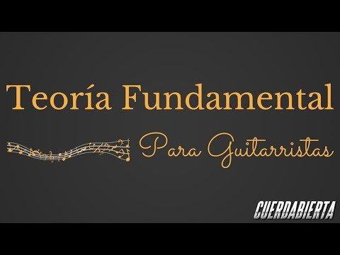 Teoría Fundamental Para Guitarristas