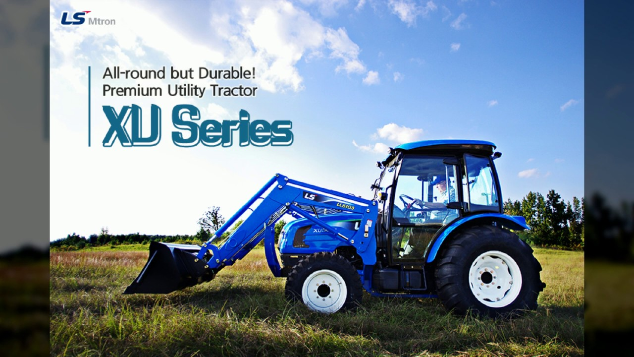 Use this guide to find a tractor dealer near you, and enjoy tips for purchasing the right tractor today. Premium Utility Tractor Xu Series Youtube