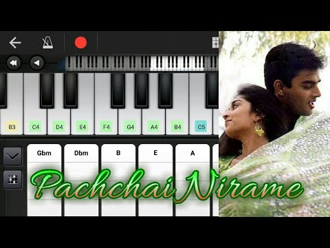 Pachchai Nirame   With Chords & Notes   A R Rahman   Alaipayudhey   Maniratnam   Madhavan   Shalini