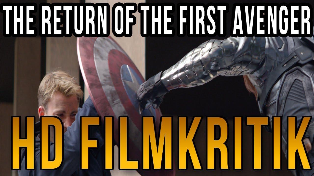 the return of the first avenger trailer deutsch