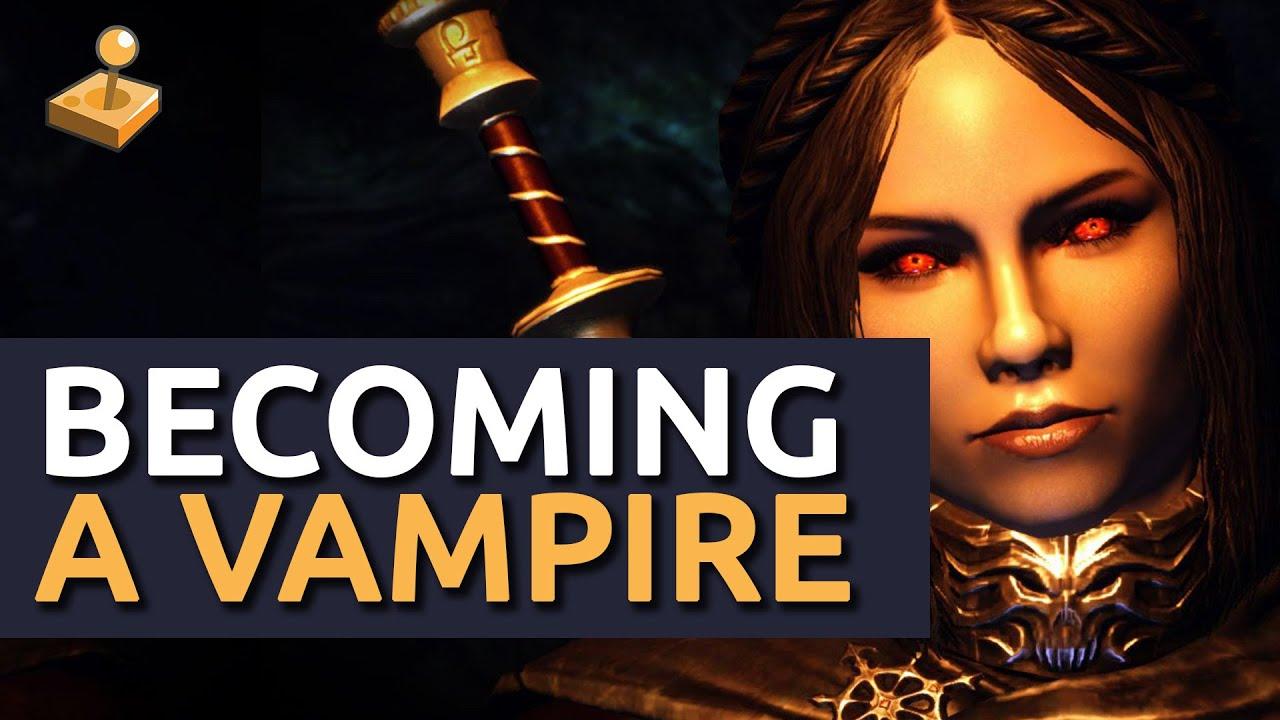 Skyrim Walkthrough - How to Become a Vampire