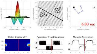 Encoding Movement in Motor Cortex with Waves