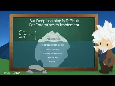 Einstein- Adding Intelligence with Deep Learning