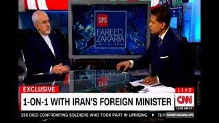 Fareeh Zakaria interviews Iran's Foreign Minister Mohammad Javad Zarif