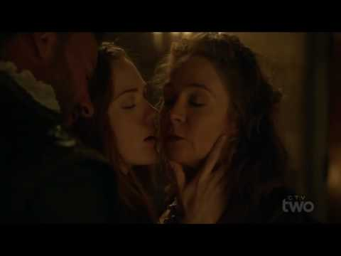 Reign Scene from Finale - Queen Catherine, Witch Emmanuelle & Lord Narcisse