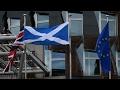البرلمان الإسكتلندي يعطي الضوء الأخضر لتنظيم استفتاء على الاستقلال