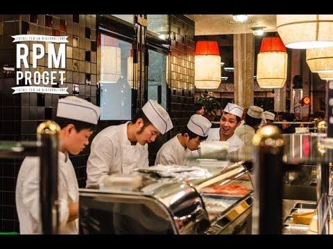 Ristorante la dogana food roma rpm proget youtube for Ristorante filippo la mantia roma