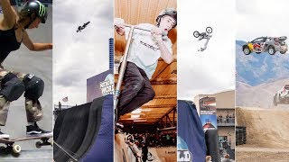 Extended 2018 Nitro World Games Highlights - All Events