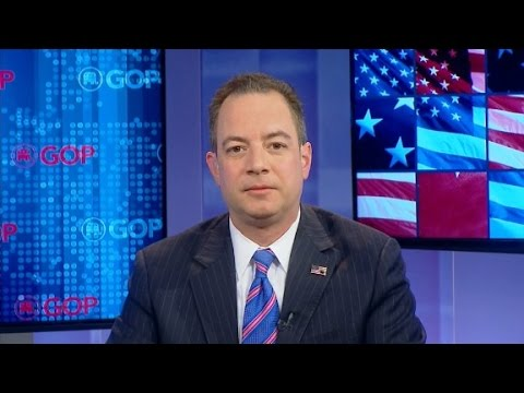 RNC Chairman Reince Priebus on State of the Union
