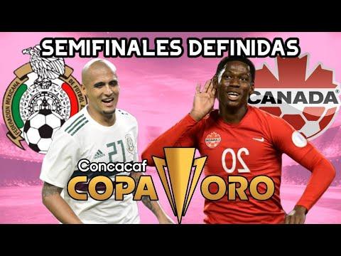 Download 🚨LISTAS las semifinales de Copa Oro 2021   México vs Canada   Estados Unidos vs Qatar