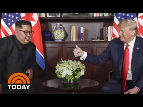 US Intelligence Chiefs Contradict President Donald Trump On North Korea, ISIS, Iran | TODAY