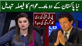 Imran Khan Preformance Exposed | News Talk | 15 October 2018