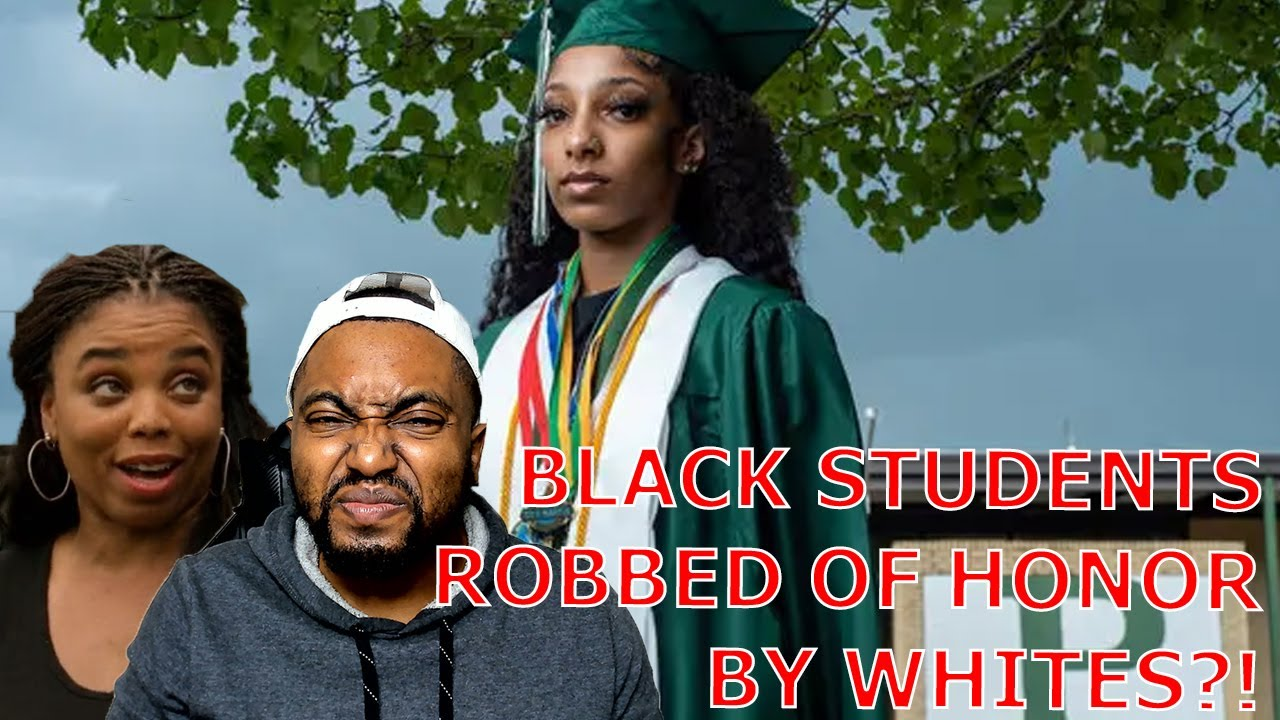 Jemele Hill Pushes NYT Race-Baiting White Student Stealing Valedictorian From Black Student Story