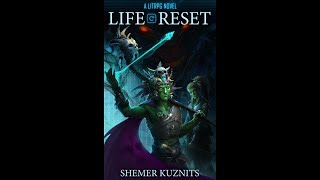 """Life Reset: New Era Online Book 1"" by Shemer Kuznits"