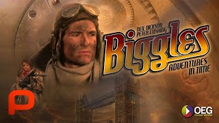 Biggles: Adventures In Time (Full Movie)| Adventure | Family | Sci-Fi - time travel through WWI