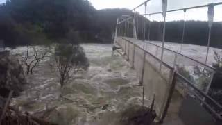 Floods of Northern Tasmania 2016.