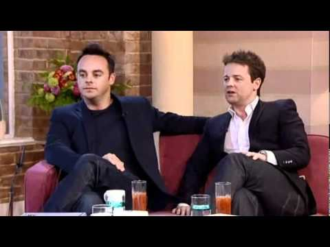 "Ant & Dec interview on This Morning (discussing ""Red Or Black"")- 4th May 2011"