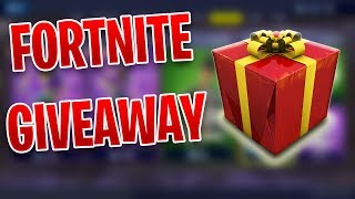 *GIVEAWAY* - FORTNITE - PICK ANYTHING YOU WANT FROM THE ITEM SHOP (February 21st - February 22nd)
