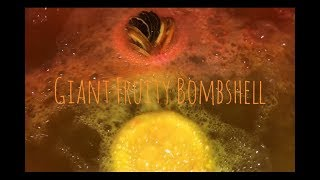 Baixar Best Bath Ever!!!! Fruity Giant Bombshell Lush Bath Bomb Demo & Review - Nichole337