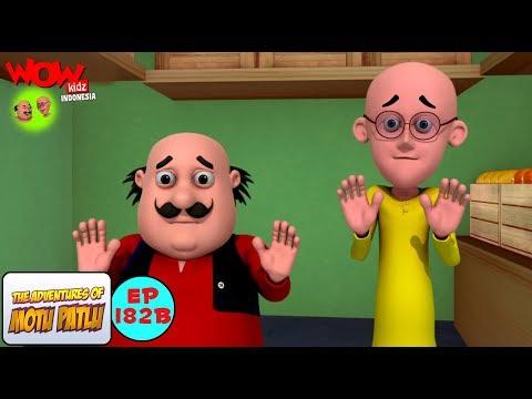 Motu Patlu's mango - Motu Patlu dalam Bahasa - Animasi 3D Kartun   WowKidz Indonesia
