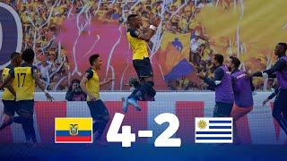 Eliminatorias   Ecuador vs Uruguay   Fecha 2