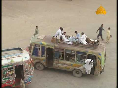 Green line Bus Karachi