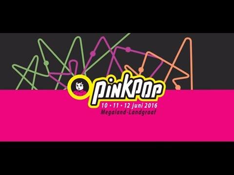 Pinkpop Festival 2016 - Teaser