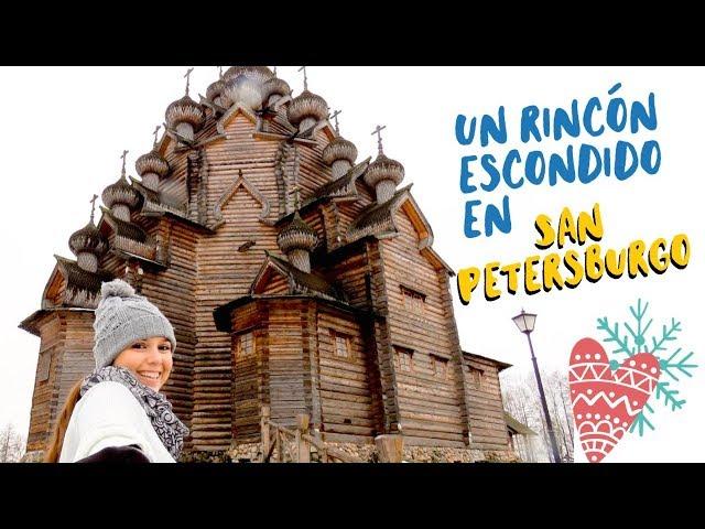 El 'Clon' de la Iglesia de Kizhi en San Petersburgo