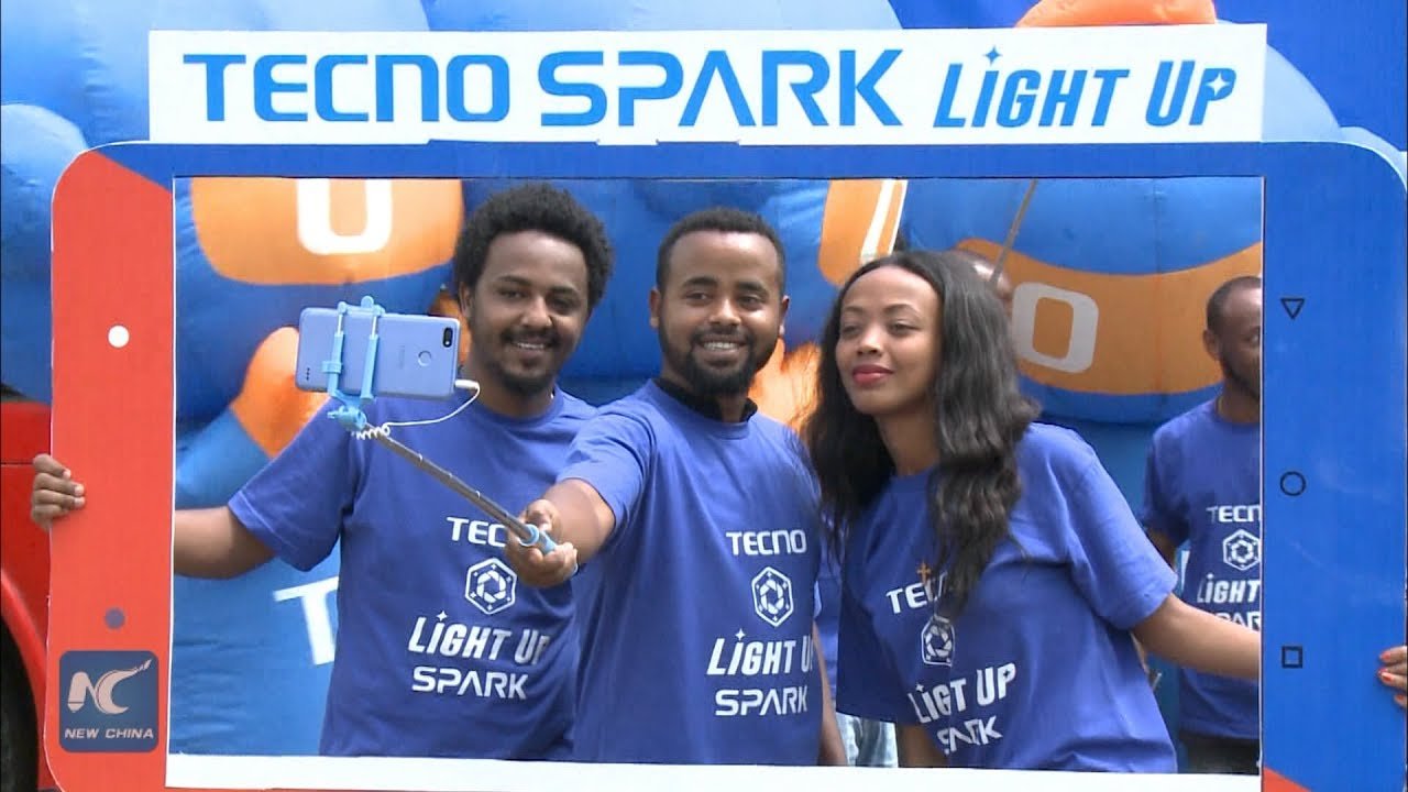 Ethiopia's most popular Chinese mobile brand launches new model