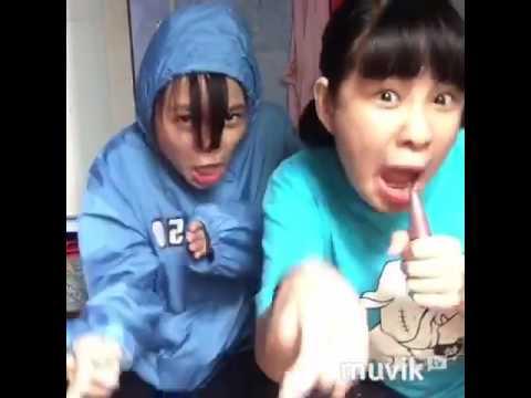 Ki and Gà quảng cáo điện máy xanh #myfriend