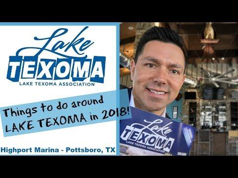 Things To Do Around Lake Texoma In 2018