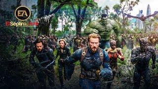 Vengadores: Infinity War - Spot de la Super Bowl en español (HD)