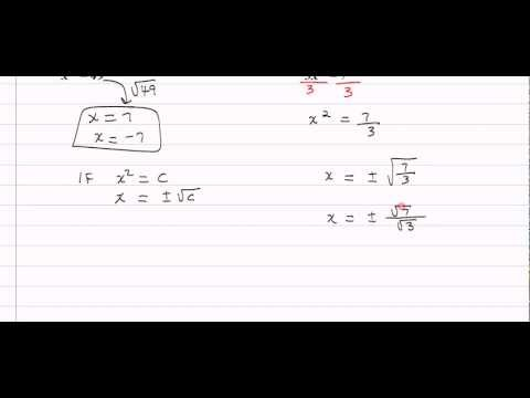 how to solve square root of 15