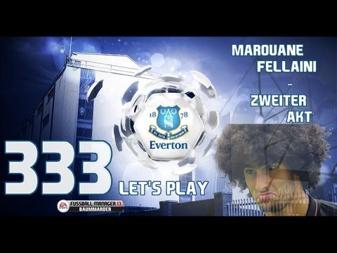 Let's Play Fußball Manager 13 - #333 Marouane Fellaini - zwe