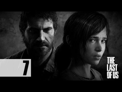 The Last Of Us - Walkthrough - Part 7 - Something On Your Shoe