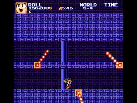Super Mario Bros Crossover 2.1 Zelda II Map - YouTube on