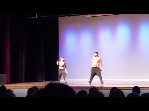 Choreography to Wrecking Ball Caked Up Remix by Trap Nation