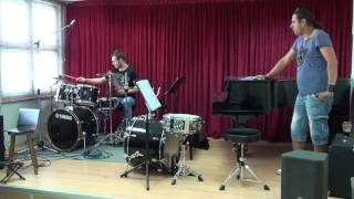 Εξετάσεις σχολής Drums - ΩΔΕΙΟ ΙΛΙΟΝ