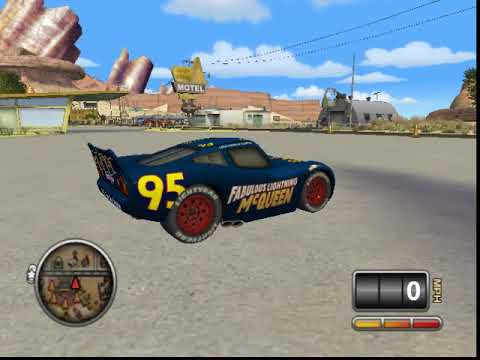 Cars: Mater-National All Events (Modded) Quickfest Speedfest Run (WR!!!)
