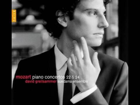 David Greilsammer & Suedama / Mozart, Piano concertos