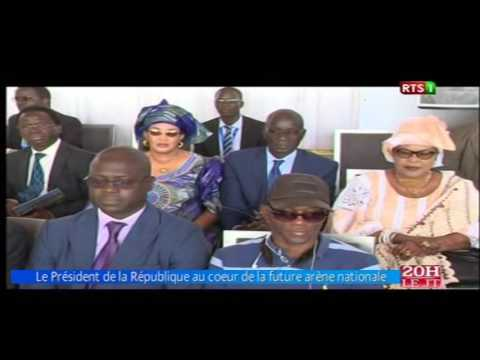 Journal Télévisé 20H de la RTS1 du vendredi 08 avril 2016