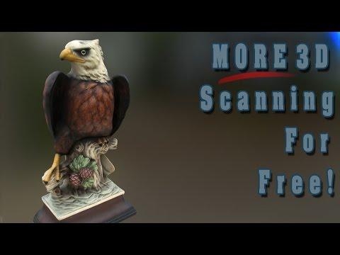 3D Scanning For Free! (Memento / ReMake)