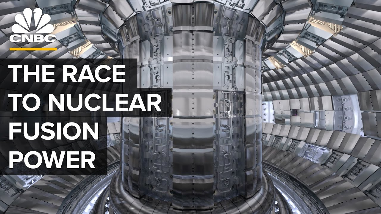 Can This $22 Billion Megaproject Make Nuclear Fusion Power A Reality?