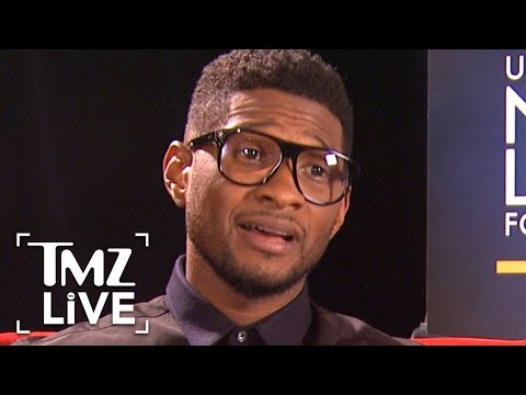 Usher Responds To Herpes Lawsuit | TMZ Live - YouTube