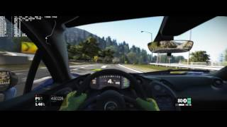 Project CARS - Founders Edition GeForce  GTX 1080 at 3440x1440 Max settings