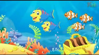 Ikan | Lagu Anak Ceria Indonesia